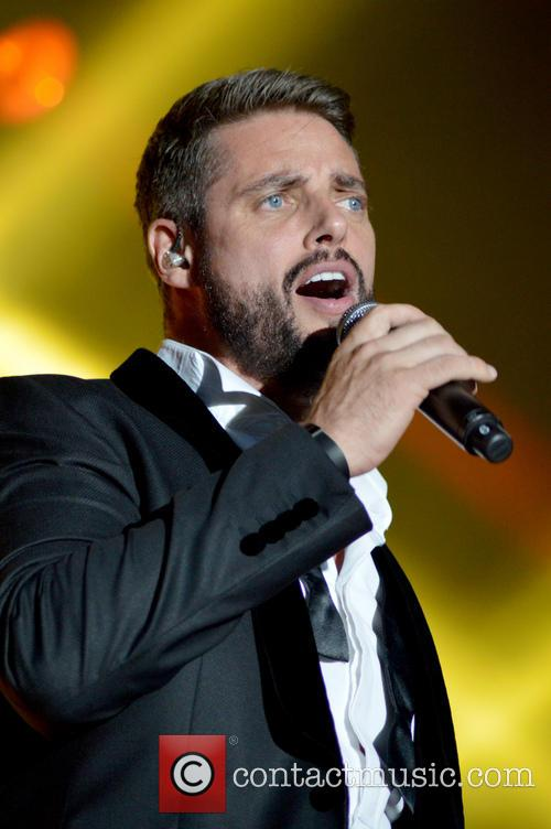 Keith Duffy and Boyzone 4