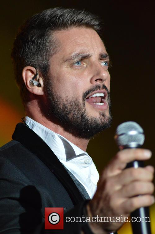 Keith Duffy and Boyzone 1