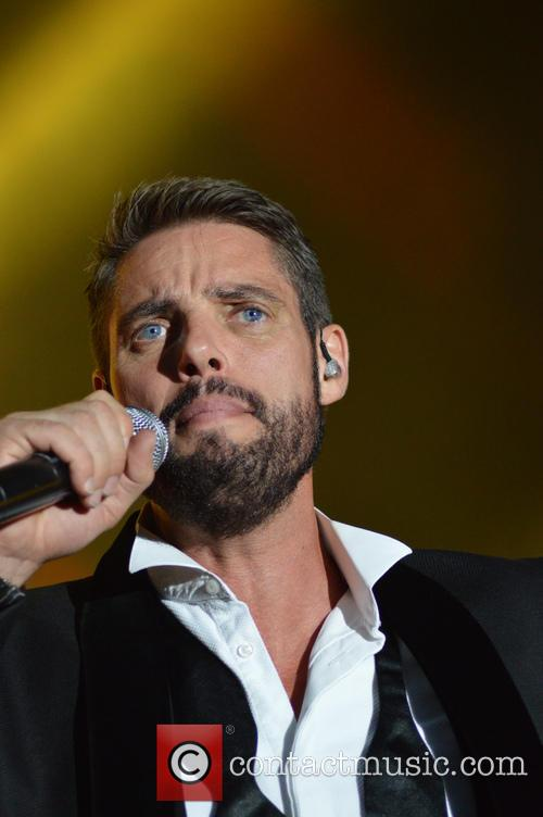 Keith Duffy and Boyzone 6