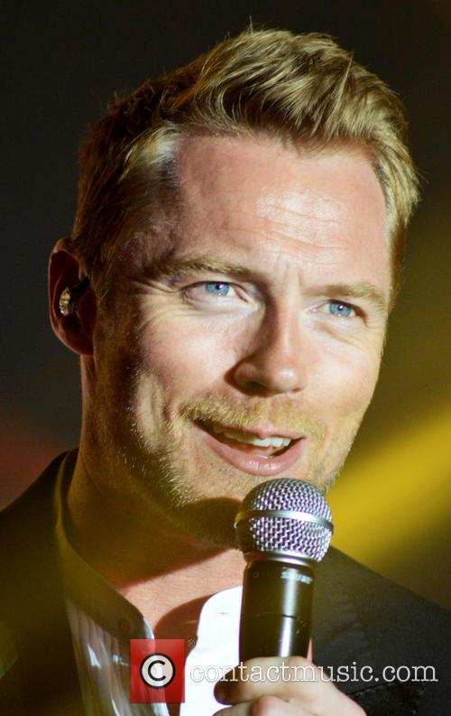 Ronan Keating and Boyzone 5