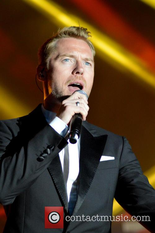 Ronan Keating and Boyzone 9