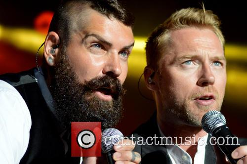 Ronan Keating, Shane Lynch and Boyzone 4