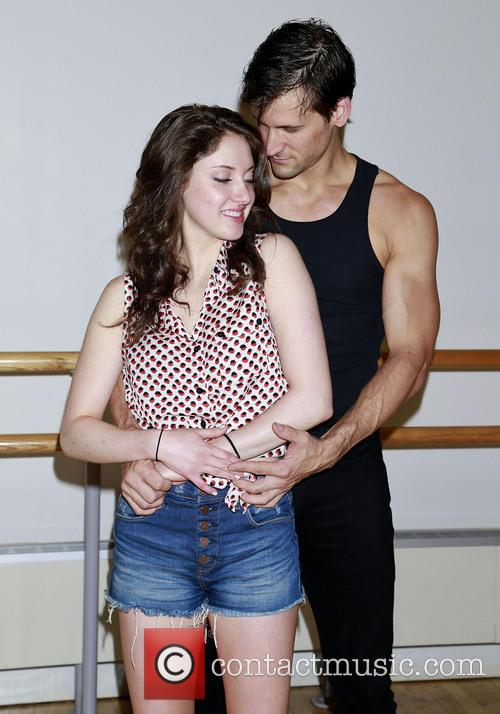 Dirty Dancing, Jillian Mueller and Samuel Pergande 3