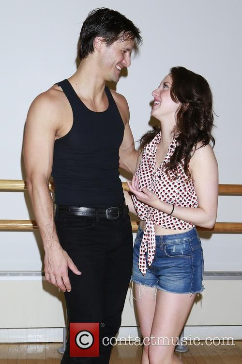 Dirty Dancing, Samuel Pergande and Jillian Mueller 1