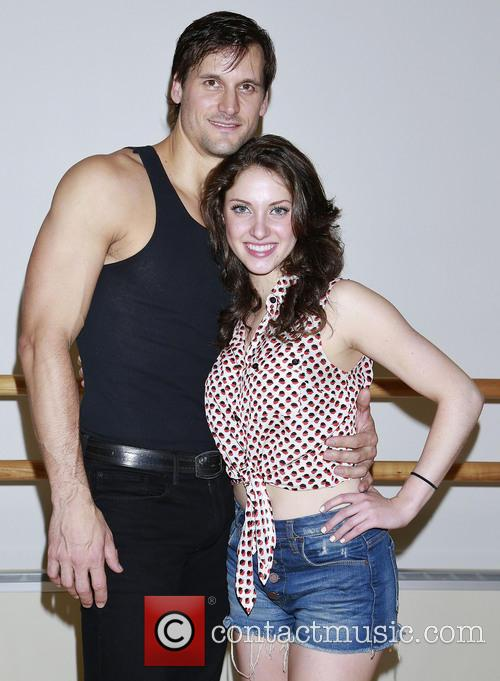 Dirty Dancing, Samuel Pergande and Jillian Mueller 7
