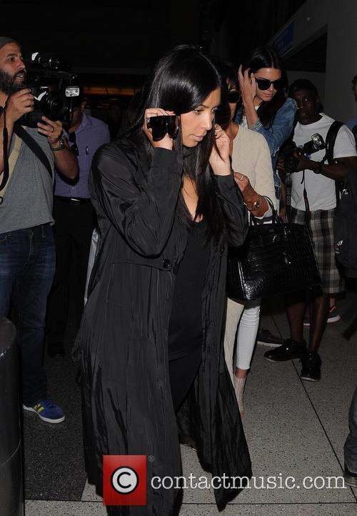 Kim Kardashian, Kris Jenner and Kendall Jenner 3