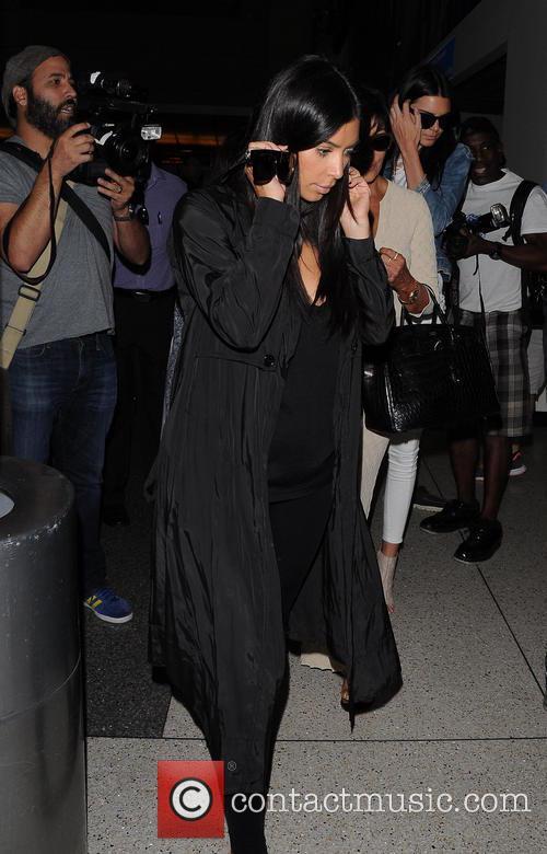 Kim Kardashian, Kris Jenner and Kendall Jenner 1