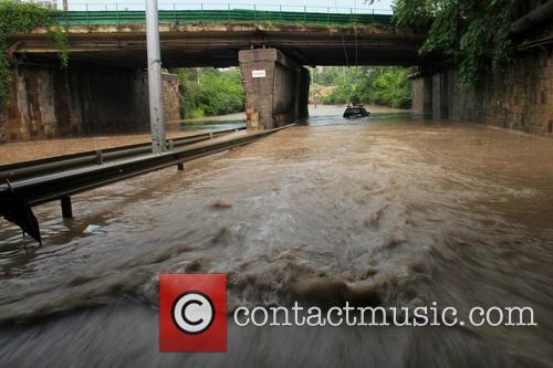Heavy rain in Bulgaria