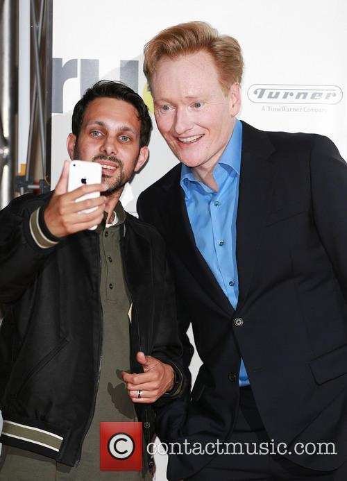 Dynamo and Conan O'brien 3