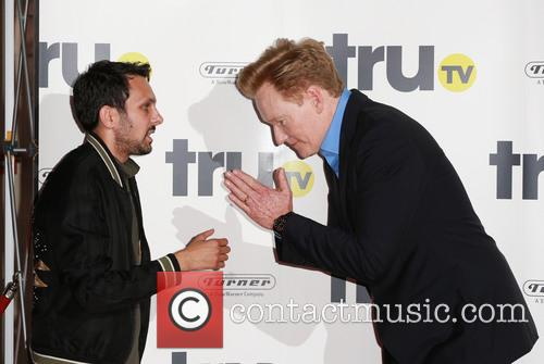 Dynamo and Conan O'brien 4