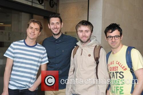 Simon Bird, Joe Thomas, James Buckley, Blake Harrison and The Inbetweeners