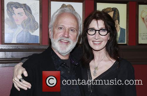 John Rubenstein and Joanna Gleason