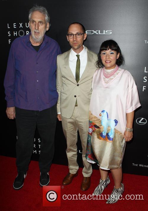 Phillip Noyce, Jon Goldman and Satsuki Okawa