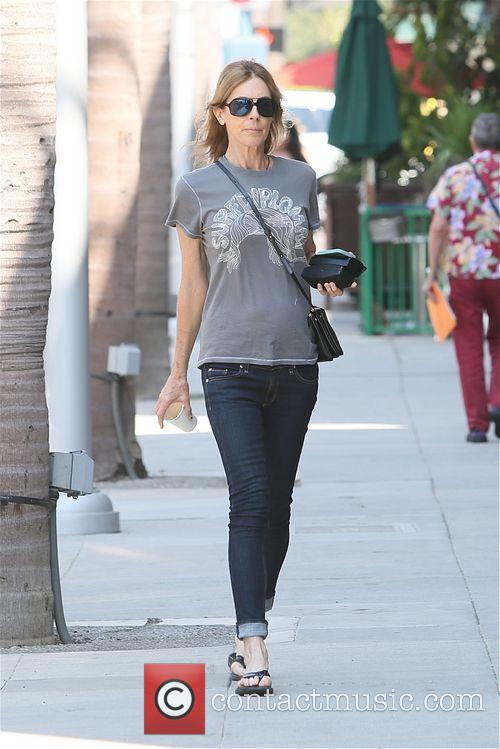Kathryn Bigelow spotted out on a walk in...