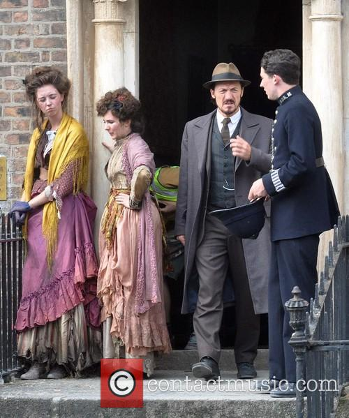 jerome flynn filming takes place for series 4308854
