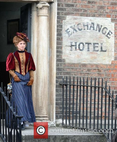 Filming takes place for series 3 of 'Ripper...