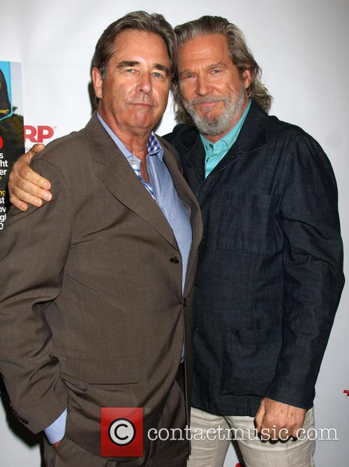 Jeff Bridges and Beau Bridges 9