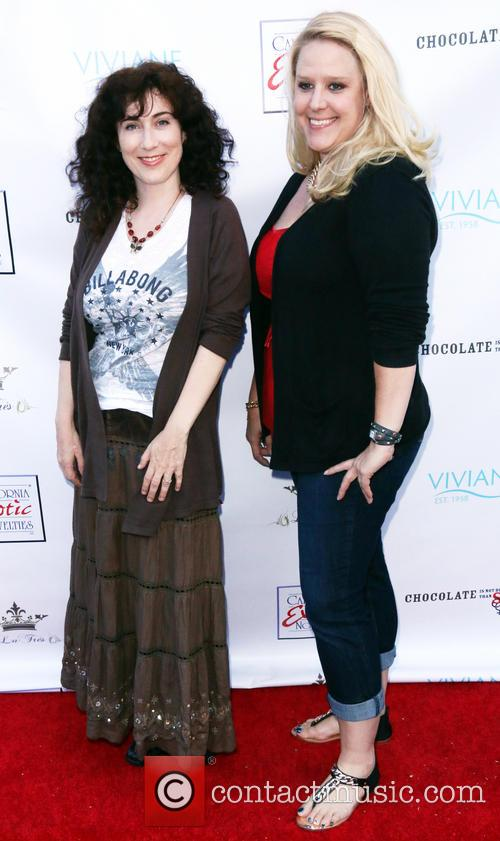 Cindy Baer and Lisa Minzey