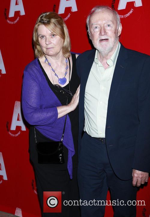 Mary Norton and Jim Norton