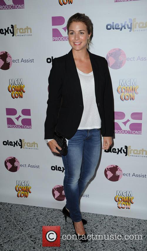 gemma atkinson an evening with sylvester stallone 4309785