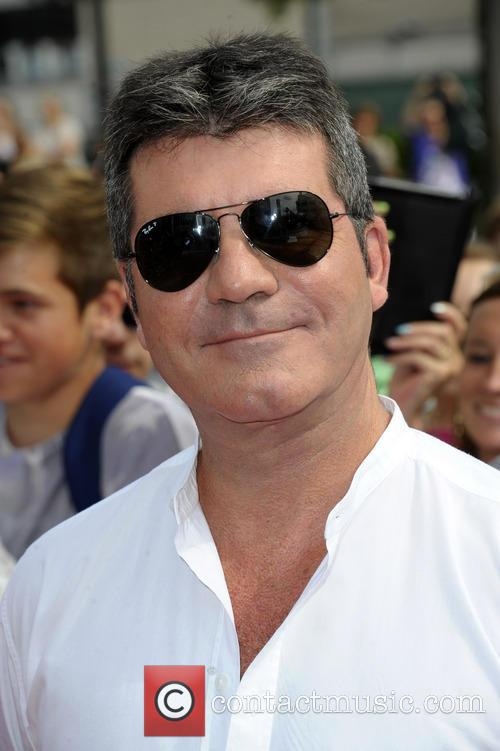Simon Cowell, Wembley Arena, x factor