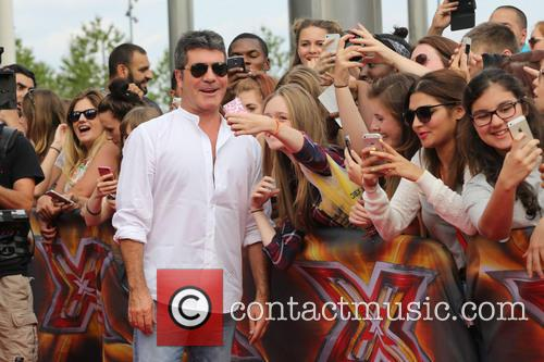 simon cowell the x factor london auditions 4309519
