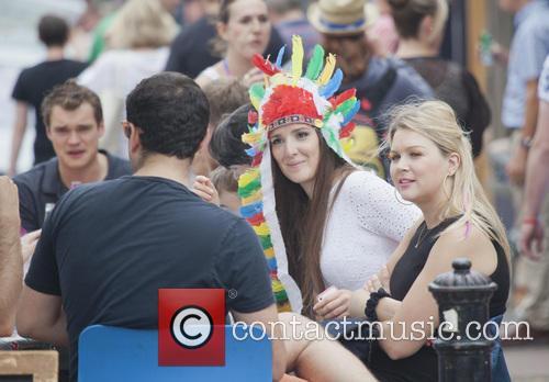 Brighton Pride festival and parade
