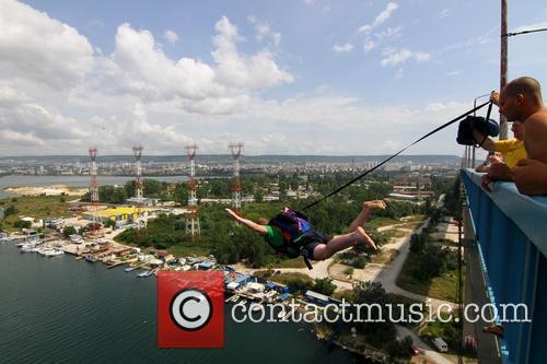 Bulgaria's annual summer base jump championships