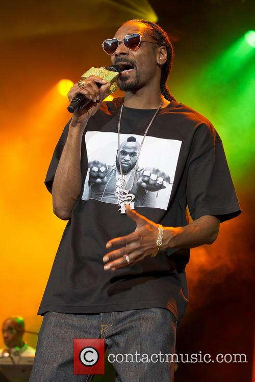 Snoop Lion and Snoop Dogg 4