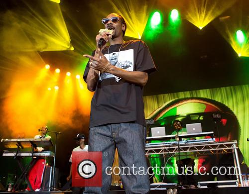 Snoop Lion and Snoop Dogg 8