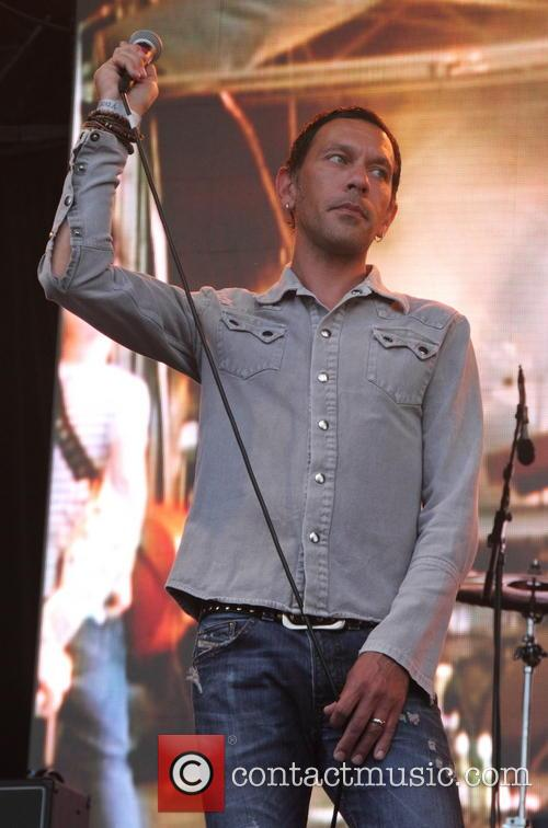Rick Witter and Shed Seven