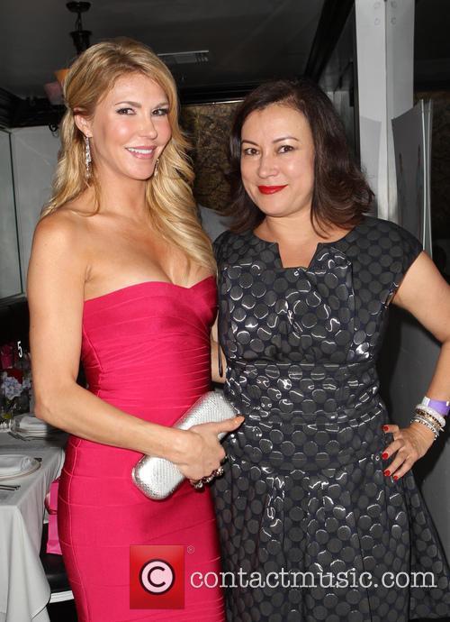 Brandi Glanville and Jennifer Tilly 1