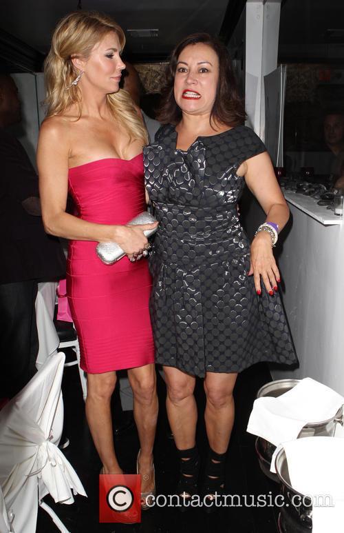 Brandi Glanville and Jennifer Tilly 5