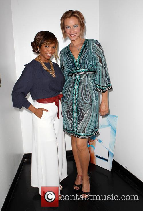 Elise Neal and Kristanna Loken 5