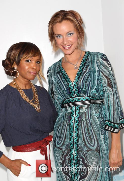 Elise Neal and Kristanna Loken 6
