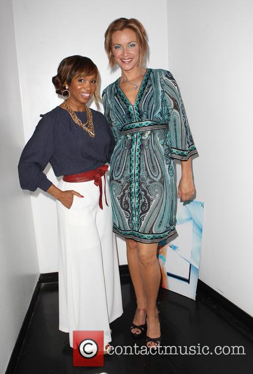 Elise Neal and Kristanna Loken 7