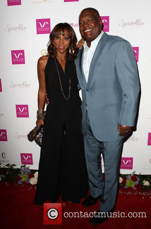 Holly Robinson Peete and Rodney Peete 1