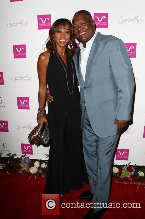 Holly Robinson Peete and Rodney Peete 7
