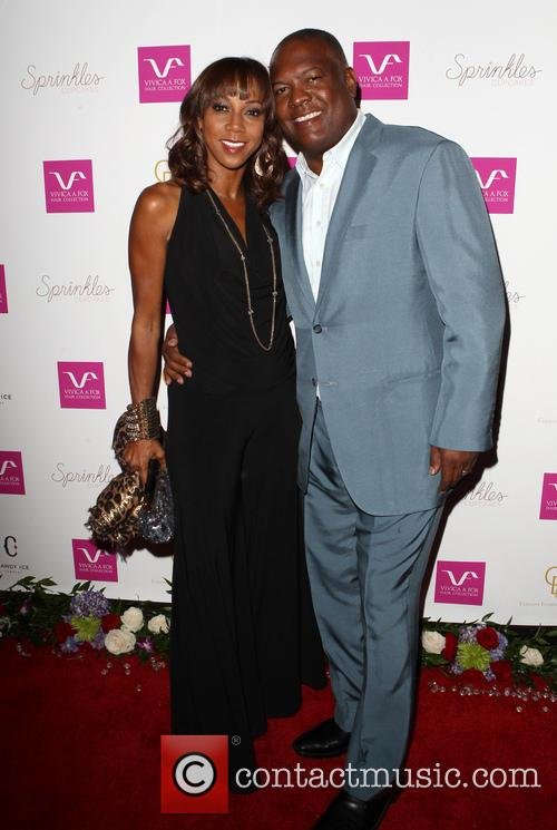 Holly Robinson Peete and Rodney Peete 10