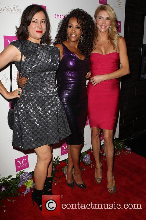 Jennifer Tilly, Vivica A. Fox and Brandi Glanville 3