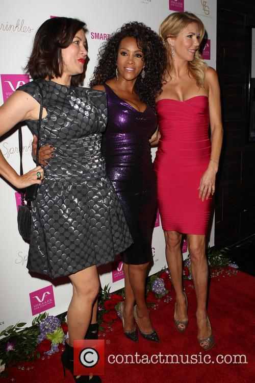 Jennifer Tilly, Vivica A. Fox and Brandi Glanville 1