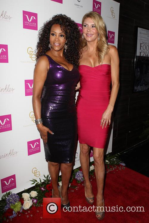 Vivica A. Fox and Brandi Glanville 3