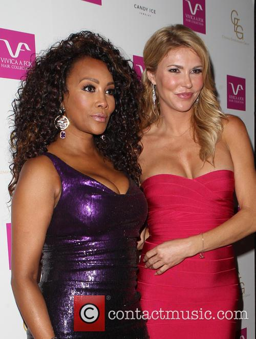 Vivica A. Fox and Brandi Glanville 4