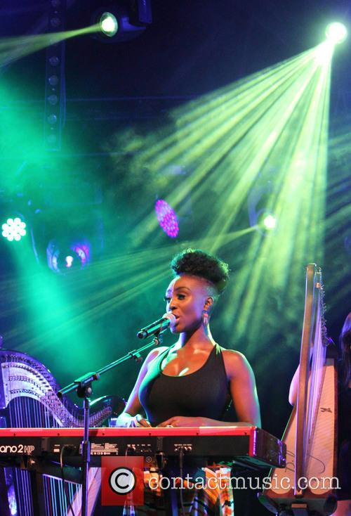 Laura Mvula, Lulworth Castle, Camp Bestival, Bestival
