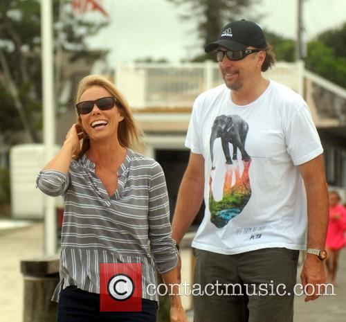 Cheryl Hines and Kevin Nealon 2