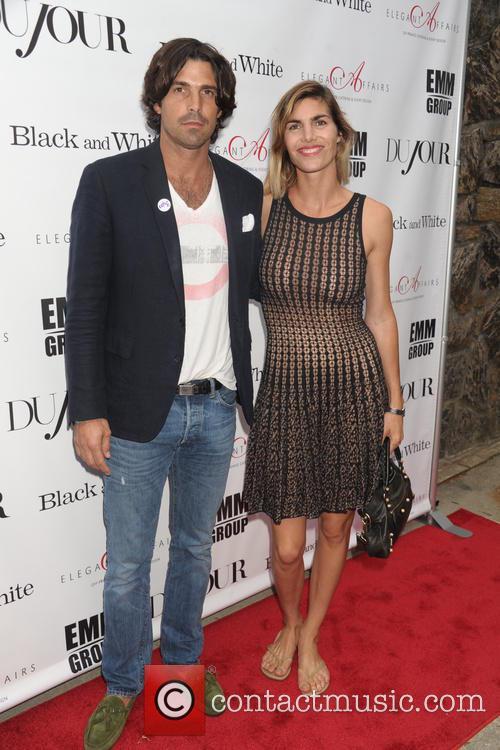 Nacho Figueras and Delfina Balquier 2