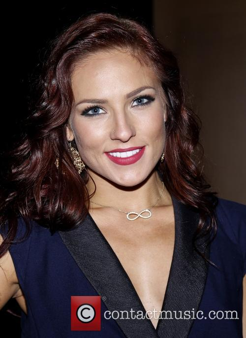 Sharna Burgess 4