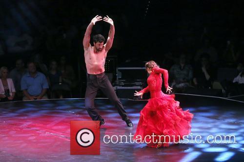 Maksim Chmerkovskiy and Karina Smirnoff 10