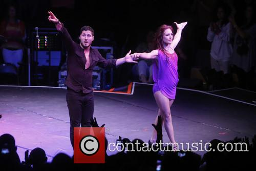 Val Chmerkovskiy and Sharna Burgess 5