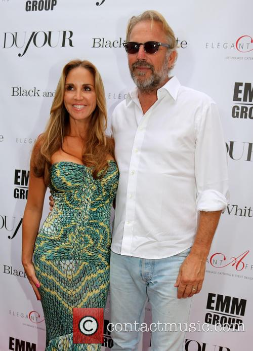 Andrea Correale and Kevin Costner 9